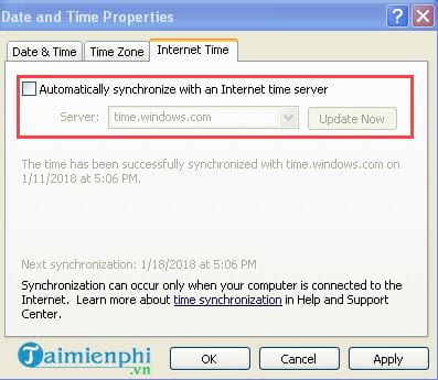 how to set the time on the computer 20
