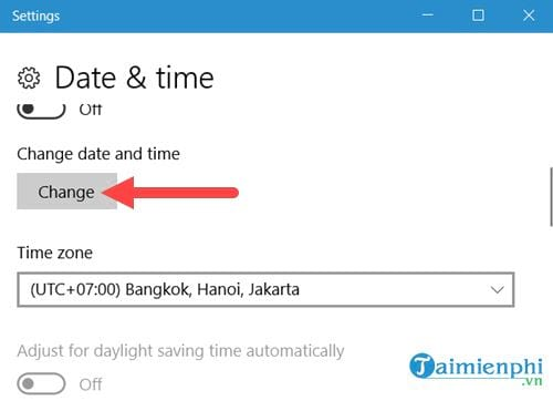 How to set the time on the computer 4