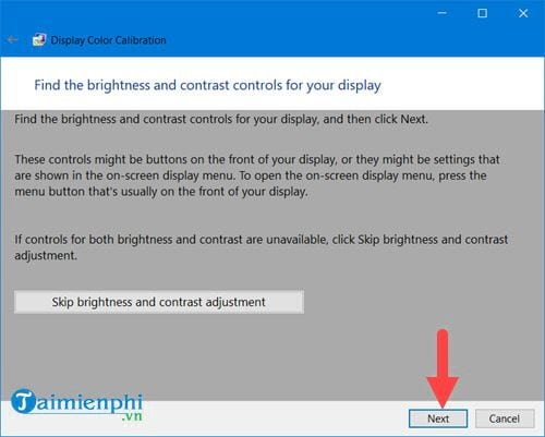 How to set up the computer monitor 13