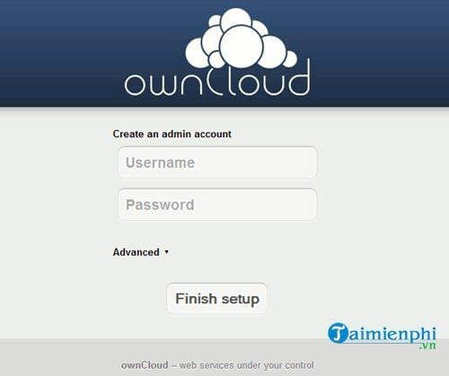 how to set up owncloud on windows to create a free desktop computer 14