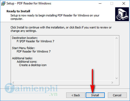 how to install pdf reader for windows 7 6
