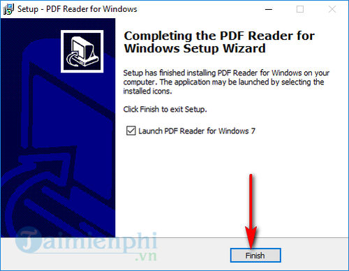 how to install pdf reader for windows 7 7