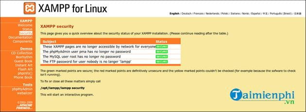 installing linux on mint 6