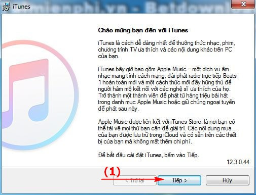 how to install itunes