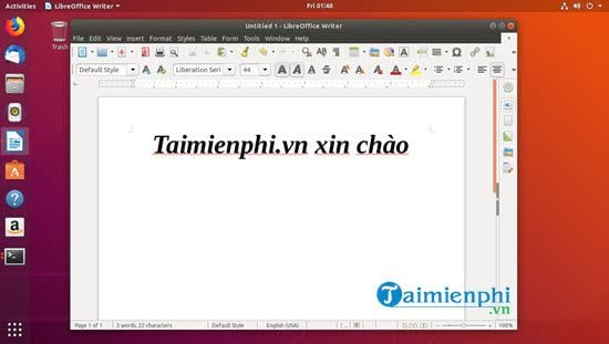 how to install libreoffice on ubuntu linux mint 13