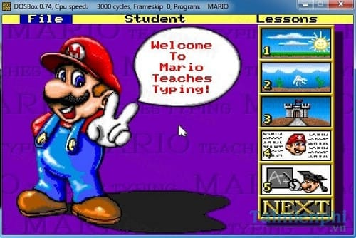 how to install mario, setup mario tap go delicious movie on Windows 7