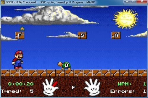 How to install mario, setup mario tap go delicious movie on windows xp