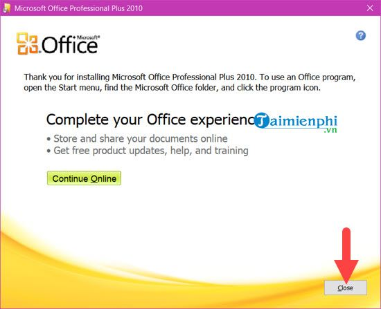 how to set up parallel office 2003 and 2010 on a computer 5