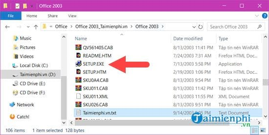how to set up parallel office 2003 and 2010 on a computer 6