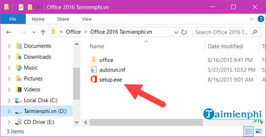 how to set up parallel office 2007 and office 2016 on a computer