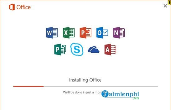 Office 2007 and 2016 on the computer