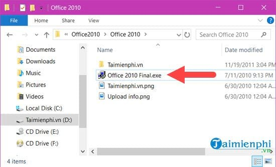 how to set up parallel office 2010 and 2016 on a computer 6