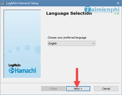 how to use logmein hamachi to connect remote computer 2