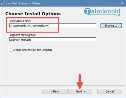 how to use logmein hamachi to connect a computer from a distance 3