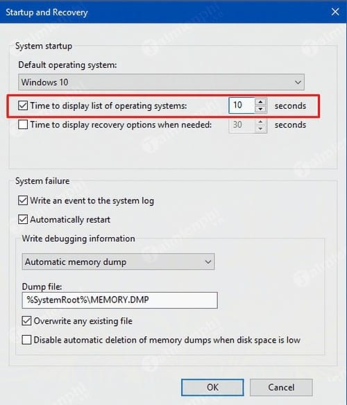 How to configure Windows 10 to improve settings by system 9