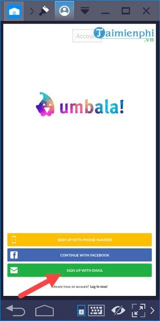 how to use umbala tv on laptop
