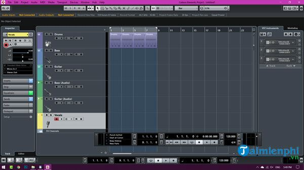 How to use and use cubase on a computer 14
