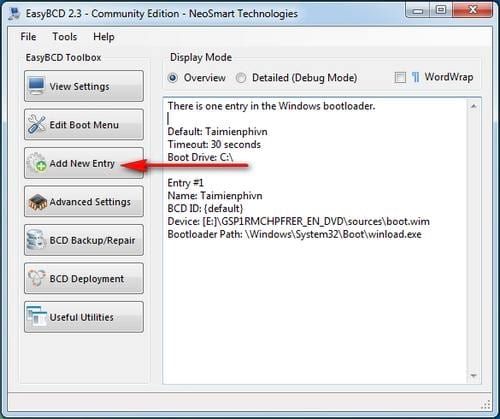 how to win 7 directly on hdd using the format 2 guide