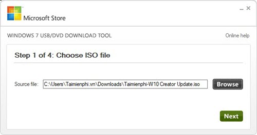 how to install windows 10 creator update state usb 3