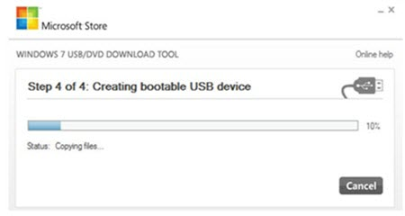 how to install windows 10 creator update state usb 7