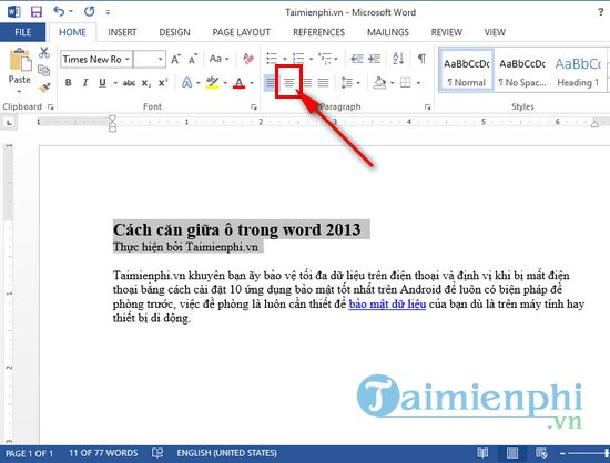 how to stay in word 2013 3