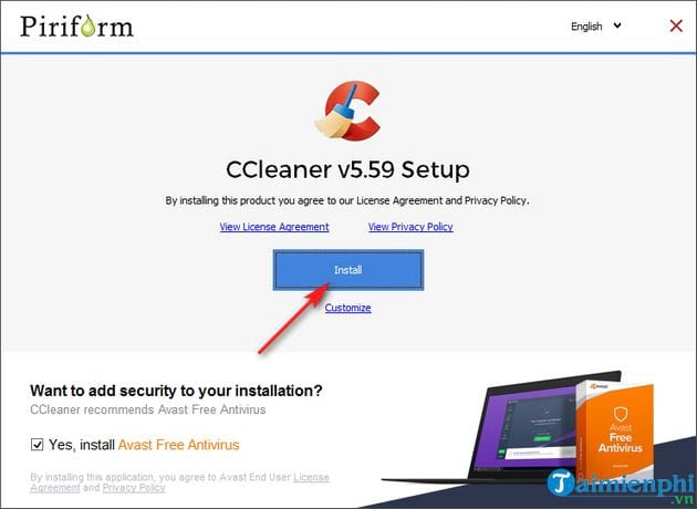 how to update ccleaner for the latest 7