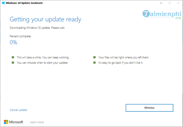 how to update windows bang windows 10 update assistant 5