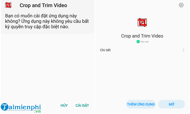 how to cat video on android fast and easy with crop trim video 2