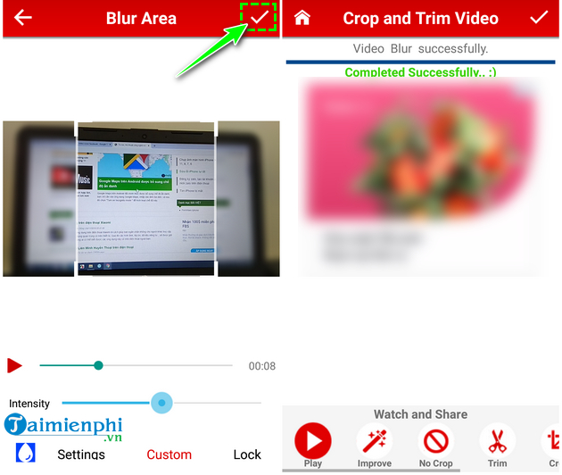 how to cut cat videos on android quickly and easily with crop trim video 14