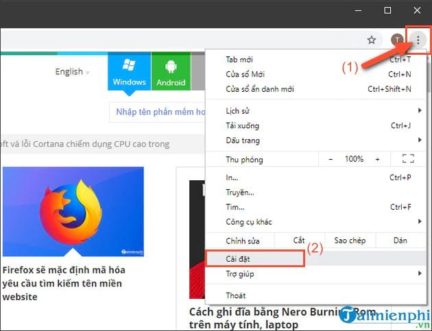 how to cookie on chrome 2