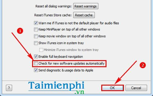 how to update itunes for update itunes 6