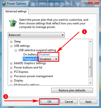 how to connect your computer from USB connection 7