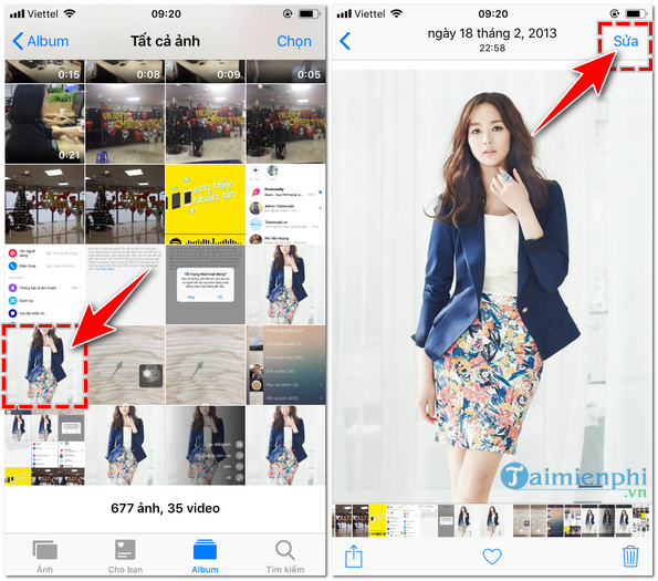 how to hide your face on iphone 6