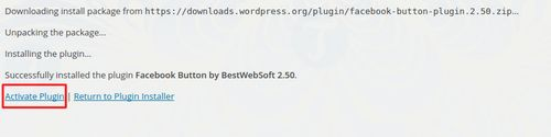 How to add Facebook Like button to wordpress 3