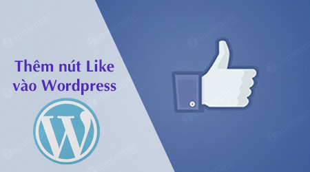 How to add Facebook like button to wordpress