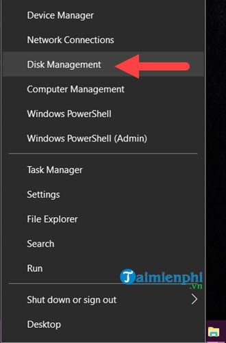 how to split areas on new location on windows 10 does not use mem 2