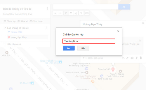 How to share Google Maps with friends?