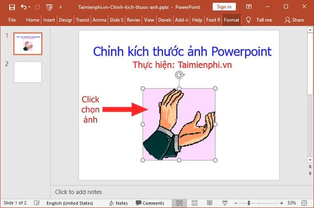 How to use Powerpoint 2