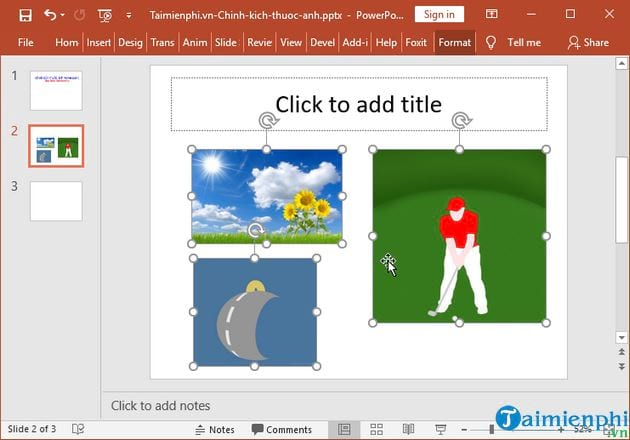 How to use PowerPoint Powerpoint 11