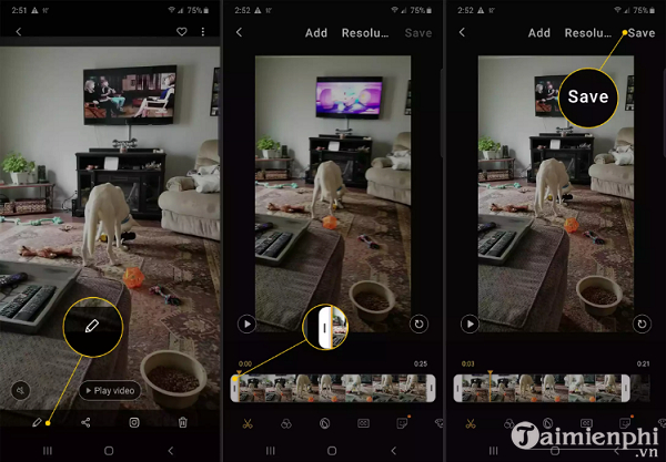 How to edit videos on Android devices 2