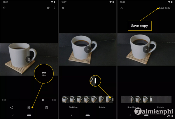 How to edit videos on Android devices