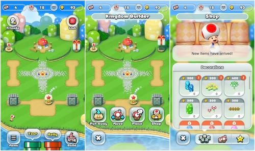 how to play super mario run on lg phones