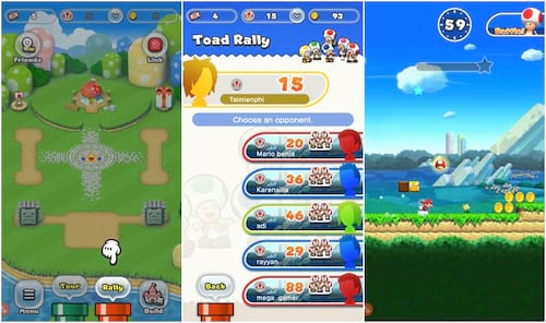 how to play super mario run on asus may