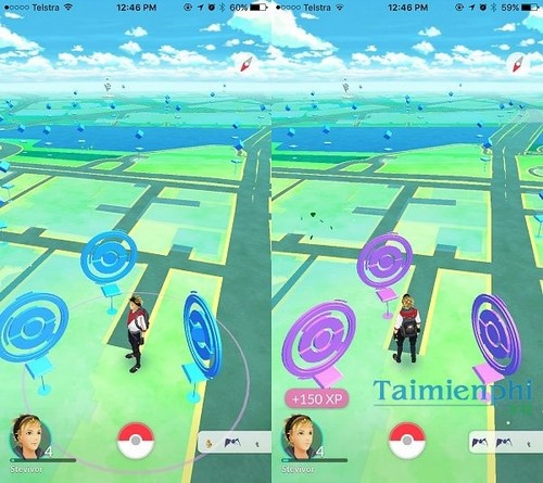 how to play pokemon go from me