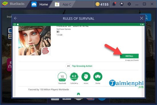 how to play mobile on bluestacks 4 4