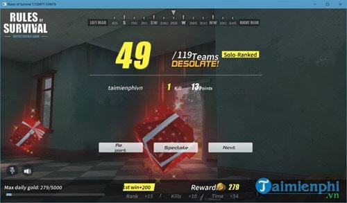 how to play rules of survival for a computer 16