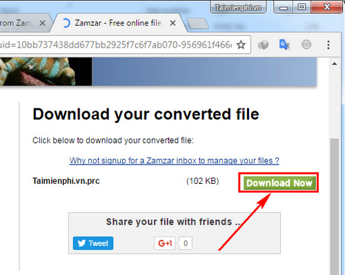 How to convert a pdf file to prc fastest 6