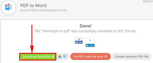 how to convert pdf to word bang pdf candy 6