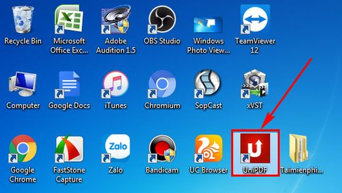How to convert pdf to Word using Foxit Reader or Unipdf