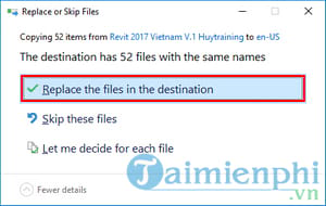how to convert revit to vietnamese 5
